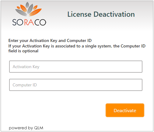 QlmLicenseDeactivationForm